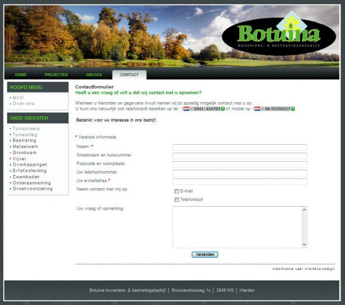 botuina website